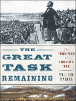 The Great Task Remaining