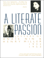 A Literate Passion
