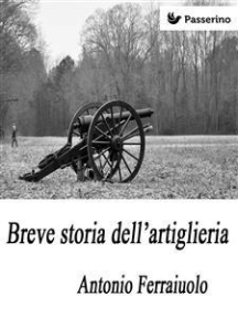Breve storia dell'artiglieria