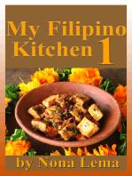 My Filipino Kitchen 1