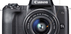Canon EOS M50 £649/$899 (with 15-45mm lens)