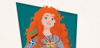 An Artist Illustrated Disney Princesses as Badass Career Women—And the Results Are Enchanting