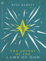 The Advent of the Lamb of God