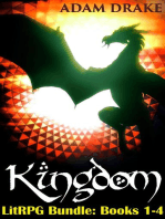Kingdom LitRPG Bundle
