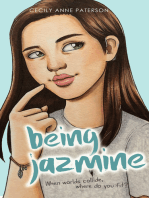 Being Jazmine (Invisible Series Book 3)