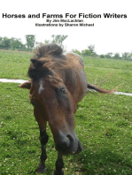 Horses and Farms For Fiction Writers