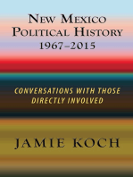 New Mexico Political History 1967-2015