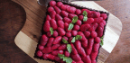How To Make A Summery Spiced Chocolate Ganache Tart With Fresh Berries