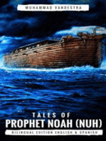 Tales of Prophet Noah (Nuh): Bilingual Edition English & Spanish