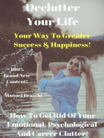 Declutter Your Life -
