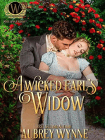 A Wicked Earl's Widow