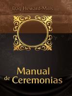 Manual de Ceremonias