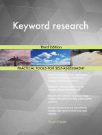 Keyword research Third Edition