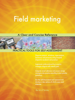 Field marketing A Clear and Concise Reference