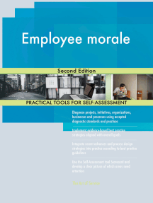 Employee morale Second Edition