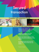 Secured transaction Complete Self-Assessment Guide