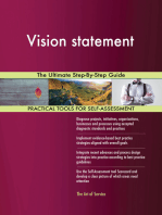 Vision statement The Ultimate Step-By-Step Guide