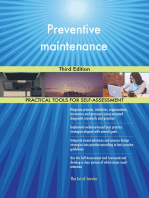 Preventive maintenance Third Edition