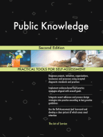 Public Knowledge Second Edition