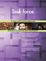 Task force A Clear and Concise Reference