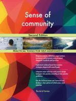 Sense of community Second Edition
