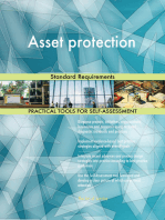 Asset protection Standard Requirements