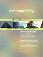 Accountability Standard Requirements