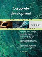 Corporate development The Ultimate Step-By-Step Guide