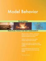 Model Behavior Third Edition