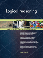 Logical reasoning Second Edition