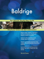 Baldrige The Ultimate Step-By-Step Guide