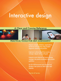 Interactive design A Clear and Concise Reference