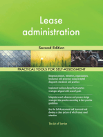 Lease administration Second Edition