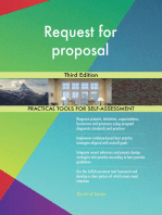 Request for proposal Third Edition