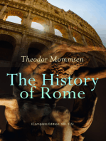 The History of Rome (Complete Edition