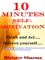10 Minutes Self-Motivation!