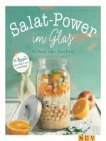 Salatpower im Glas