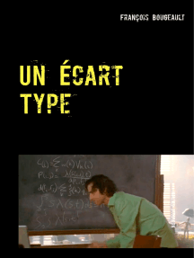 Un Écart Type: Roman