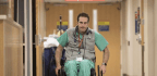 A Bike Accident Left This ER Doctor Paralyzed. Now He's Back At Work