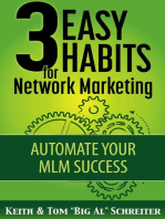 3 Easy Habits for Network Marketing