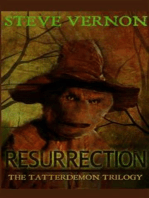 Resurrection (The Tatterdemon Trilogy, #2)
