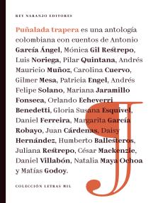 Puñalada trapera: Antología de cuento colombiano