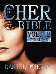The Cher Bible, Vol. 2: Timeline