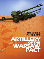 Artillery of the Warsaw Pact: Weapons and Equipment of the Warsaw Pact, #3