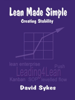 Lean Made Simple - Creating Stability