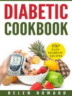 Diabetic Cookbook.150 Easy Diabetic Recipes