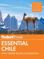 Fodor's Essential Chile
