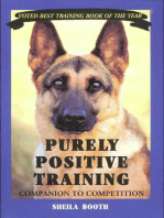 PURELY POSITIVE TRAINING