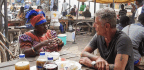 When Anthony Bourdain Had Breakfast With Ofeibea Quist-Arcton