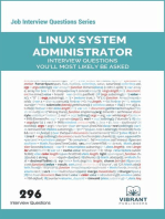 Linux System Administrator Interview Questions You'll Most Likely Be Asked